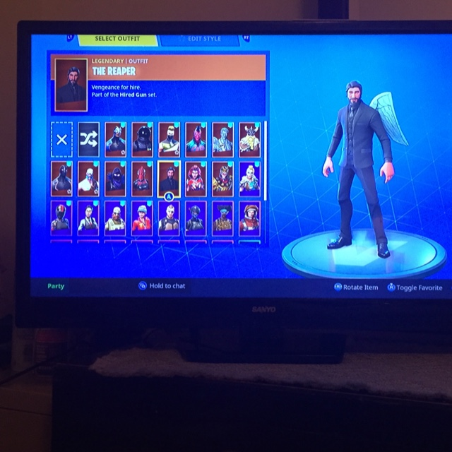 Fortnite account for sale - XBox One Games - Gameflip