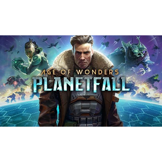 Age of Wonders: Planetfall Deluxe Edition Steam Key