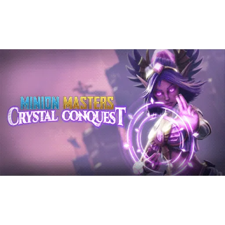 Minion Masters: Crystal Conquest DLC
