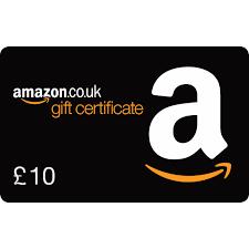 £10.00 Amazon Gift Card (UK)