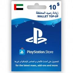 $10.00 PlayStation Store EMIRATES UAE