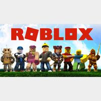 $25.00 Roblox gift card