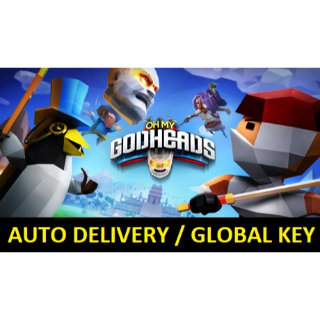 Oh My Godheads (auto delivery)