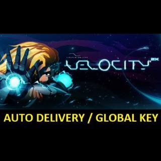 Velocity 2X (auto delivery)