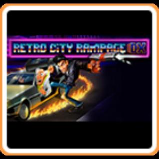 Retro City Rampage: DX - Nintendo 3DS