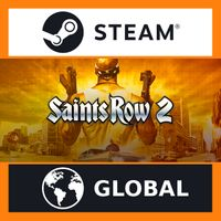 🔑 Saints Row 2 | PC Steam Key GLOBAL | Instant Delivery ⚡