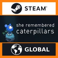 -94% She Remembered Caterpillars | Steam Key GLOBAL | Instant Delivery