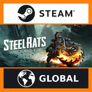 Steel Rats | Steam Key GLOBAL | Instant Delivery