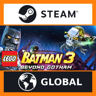 -89% LEGO Batman 3: Beyond Gotham | Steam Key GLOBAL | Instant Delivery