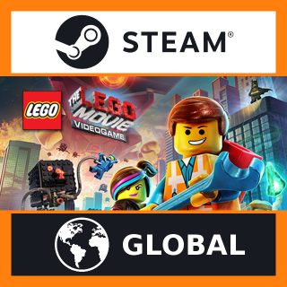 -89% The LEGO Movie Videogame | Steam Key GLOBAL | Instant Delivery