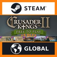 85%-Off🔥 - 5 DLCs for Crusader Kings II worth $44,95 - Crusader Kings 2 Collection