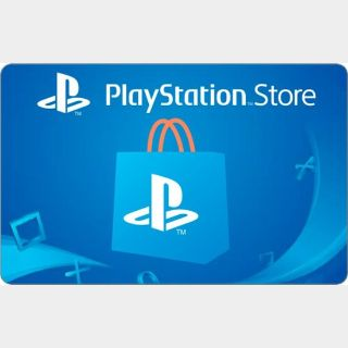 $25.00 PlayStation Store US AUTO DELIVERY