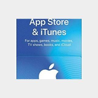 $25.00 iTunes US AUTO DELIVERY