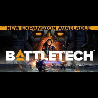 BATTLETECH+ dlc's flashpoint and shadow hawk pack