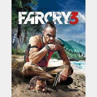 Far Cry 3 STANDARD EDITION - Ubisoft key
