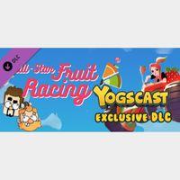 [DLC] [INSTANT] All-Star Fruit Racing - Yogscast Car