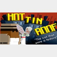 Hot Tin Roof: The Cat That Wore A Fedora Deluxe