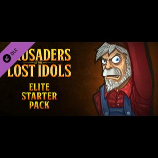 [DLC] [INSTANT] Crusaders of the Lost Idols - Elite Starter Pack