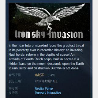 [steam game key] Iron Sky  Invasion + DLC SAVE 90%