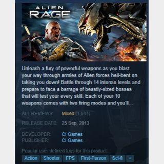 [steam game key] Alien Rage Unlimited  90%