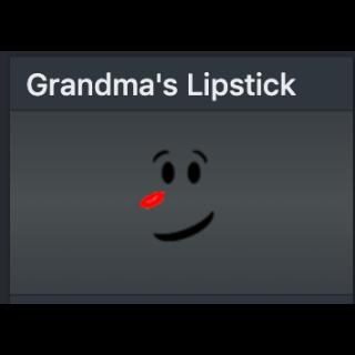 Limited | Grandmas Lipstick