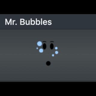 Limited | Mr.Bubbles