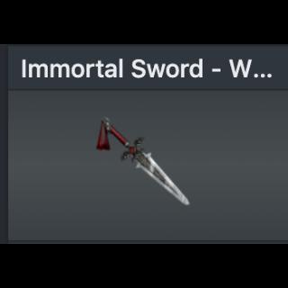 Limited | Immortal sword