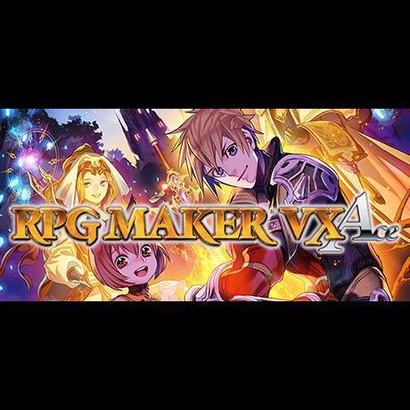 RPG Maker VX Ace [INSTANT] + 7 DLC - Steam Games