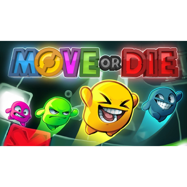 Move or Die [INSTANT DELIVERY] - Steam Games - Gameflip