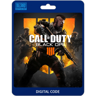 Call Of Duty Black Ops 4 Standard Edition {Battle.net}