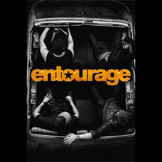 Entourage- Instant Delivery- Redeem on Vudu