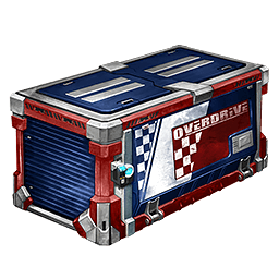 Overdrive Crate | 15x