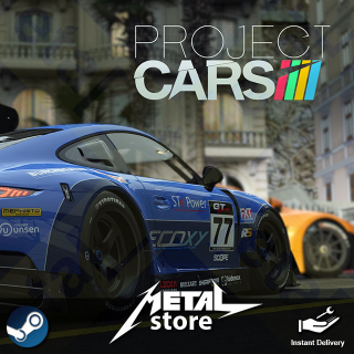 🤘 Project CARS