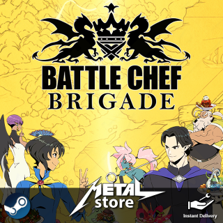 🤘 Battle Chef Brigade