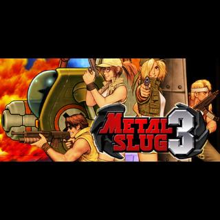 I will - Metal Slug 3 -