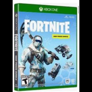 Bundle | Xbox deep freeze global