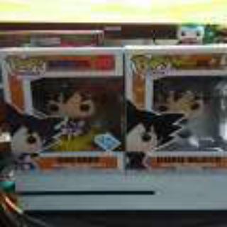 Son Goku & Goku Black Unopened