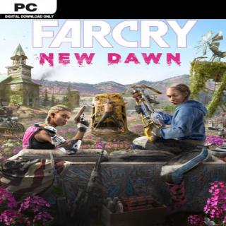 Far Cry New Dawn Uplay Key