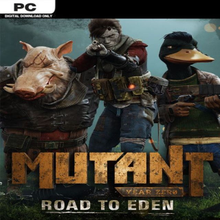 Mutant Year Zero Road to Eden Steam Key