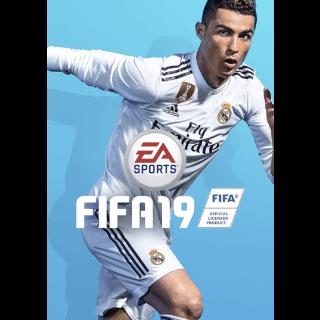 Fifa 19 Origin Key