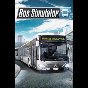Bus Simulator + Preorder Bonus (Playable Now) - FULL GAME - XB1 Instant - J6