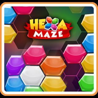 Hexa Maze - Switch EU - Full Game - Instant - C73