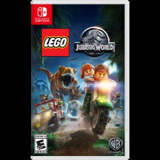 LEGO® Jurassic World - Switch EU - Full Game - Instant - J54