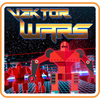 Vektor Wars - Full Game - Switch NA - Instant