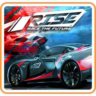 Rise: Race The Future (Playable Now) - Switch NA - FULL GAME - Instant