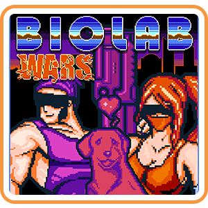 Biolab Wars - Switch EU - Full Game - Instant - R18