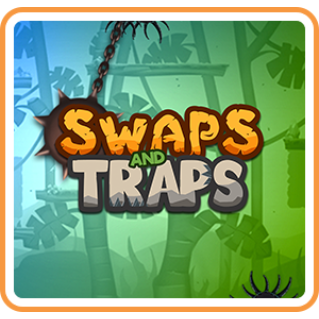 Swaps and Traps (Playable Now) - Switch NA - Full Game