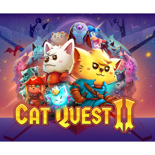 Cat Quest II (Playable Now) - Global - Full Game - Steam Instant - K21