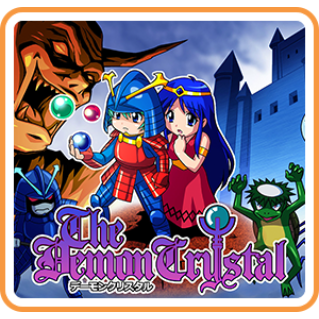 The Demon Crystal - Switch NA - Full Game - Instant - A58