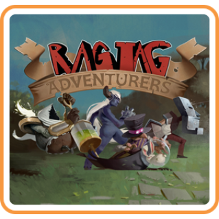 Ragtag Adventurers - Switch NA - FULL GAME - Instant - A35